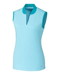 906028246-106 - Calibrate Sculpt V-Neck Sleeveless - thumbnail