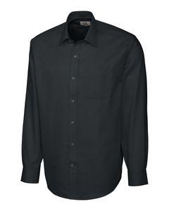 914494112-106 - Men's Cutter & Buck® Epic Easy Care Spread Collar Nailshead Shirt - thumbnail