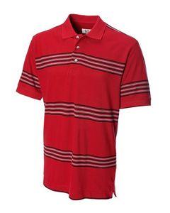 916127612-106 - University Stripe Polo - thumbnail