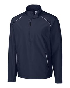 934494152-106 - Men's Cutter & Buck® WeatherTec™ Beacon Half-Zip Jacket (Big & Tall) - thumbnail