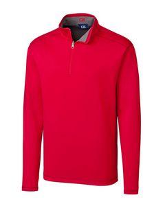 955436672-106 - Men's Cutter & Buck® Evergreen Reversible Overknit Shirt - thumbnail