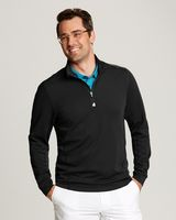 965706511-106 - Men's Cutter & Buck® Traverse Half Zip Shirt (Big & Tall) - thumbnail