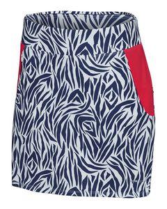 996456659-106 - Annika Sweat Print Skort - thumbnail