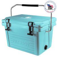 125885937-142 - Patriot 20QT Aqua Marine Cooler - thumbnail
