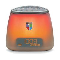 136226858-142 - iHome Zenergy Aromatherapy Bluetooth Speaker With Sound Therapy, Light Therapy, And Candle Effect - thumbnail