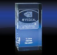 323686942-142 - Pillar Slim Rectangular Award (Medium) - thumbnail