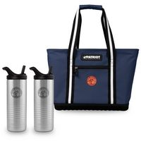 526375181-142 - Patriot Tote Gift Set - thumbnail