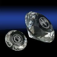594112020-142 - Diamond Crystal Paperweight - thumbnail