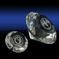 964112011-142 - Diamond Crystal Paperweight Diamond Crystal Paperweight - thumbnail