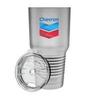 985467679-142 - 30 Oz. Stainless Steel Patriot Tumbler - thumbnail