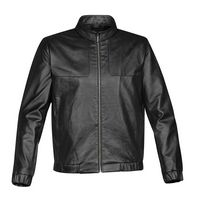 164598511-109 - Men's Cruiser Nappa Leather Jacket - thumbnail