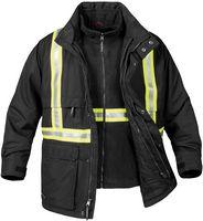333661662-109 - Men's Explorer 3-In-1 Reflective Jacket w/ Hood - thumbnail