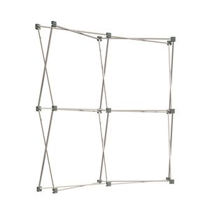 314576180-108 - 6' Show 'N Rise Tabletop Display Frame Only<br> - thumbnail