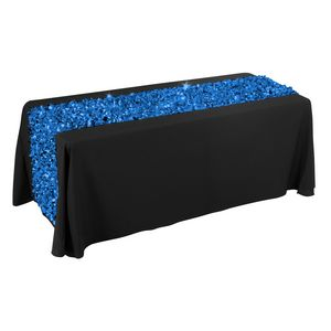 """366198750-108 - Table Runner for 60"""" to 72"""" Tables (Metallic) - thumbnail"""