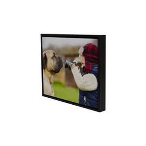 """566448926-108 - 16"""" x 20"""" Floating Gallery Signboard - thumbnail"""