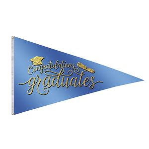 586058202-108 - Nylon Pennant Flag (Single-Sided) - 6' x 10' - thumbnail