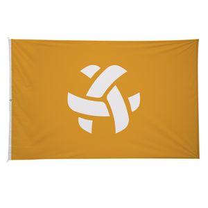 706058141-108 - 12' x 18' Nylon Flag Single-Sided  - thumbnail