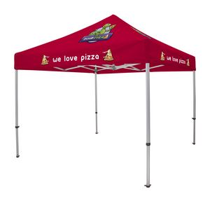 706195360-108 - 10' Elite Tent Kit - 8 Location Full-Color Imprint - thumbnail