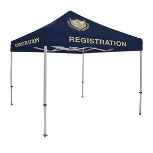 706195360-108 - 10' Elite Tent Kit (Full-Color Imprint, 8 Locations) - thumbnail