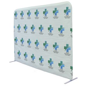 "756255705-108 - 8'W x 72""H Vinyl Wall Barrier Kit - thumbnail"