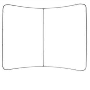 784284922-108 - 10' EuroFit Bow Floor Display Hardware - thumbnail