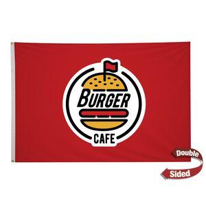 936058154-108 - Nylon Flag (Double-Sided) - 4' x 6' - thumbnail