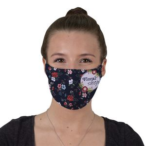 936318326-108 - Imprinted Face Cover with Elastic Ear Loops  - thumbnail