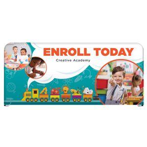954288475-108 - 8' Over-the-Top Display Kit (Short Back Wall) - thumbnail