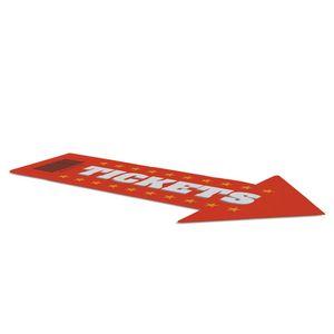 "955331434-108 - 72"" x 42"" Indoor Arrow Surface Grip - thumbnail"