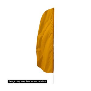 966151129-108 - 6' Solid-Color Stadium Flutter Flag Replacement Flag - thumbnail