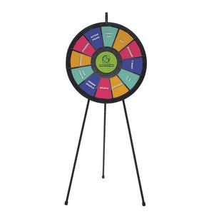 973728769-108 - Spin 'N Win Prize Wheel Kit - thumbnail