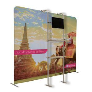 995565956-108 - EuroFit Cascade Two-Shelf Merchandiser Kit - thumbnail