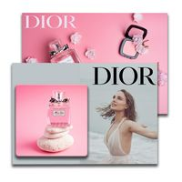 "105956876-134 - Post Card with Full Color Coaster - Round Or Square 1/16"" Cork 80 Mil Acrylic Top - thumbnail"