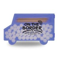 142950111-134 - Delivery Truck Shaped Pick 'n' Mints - thumbnail
