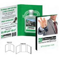 154875142-134 - Tek Booklet with Hand Sanitizer Gel - thumbnail