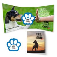 185958019-134 - Tek Booklet 2 with Paw Print Magnet - thumbnail