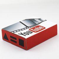 "305493058-134 - 11"" X 8.5"" X 1.375"" E-Flute Tuck Box Single Side - thumbnail"