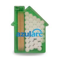 312950203-134 - House Shaped Pick 'n' Mints - thumbnail