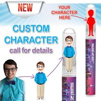 325591503-134 - Custom Character Hand Sanitizer Spray - thumbnail