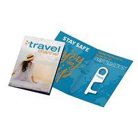 346364332-134 - Greeting Card With Tek Klean Key - thumbnail