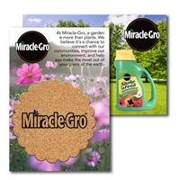 505956377-134 - Post Card with Flower Cork Coaster - thumbnail