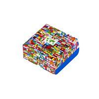 "535503857-134 - 7.25"" x 7.25"" x 3.625"" E-Flute Fold Above Box Single Side - thumbnail"