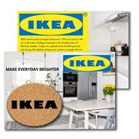 565956397-134 - Post Card with Oval Cork Coaster - thumbnail