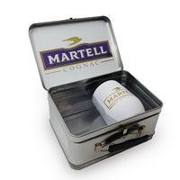 585953669-134 - Retro Lunchbox + Single 12oz Rubberized Finish Stemless Wine Glass In Vacuum Insert - thumbnail