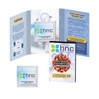 586264424-134 - Tek Booklet with 1/4 fl oz Instant Hand Sanitizer Gel Pack - thumbnail