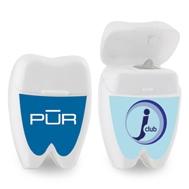 711701111-134 - Tooth Shaped Dental Floss - thumbnail
