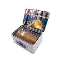 715961790-134 - Retro Lunchbox + 20oz, Tone Stainless Steel Tumbler In Vacuum Insert - thumbnail