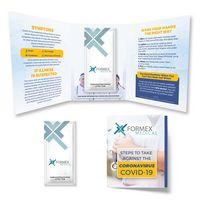 766267254-134 - Tek Booklet 2 with 1/2 fl oz Instant Hand Sanitizer Gel Pack - thumbnail