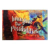 "905593042-134 - 23"" x 7.5"" Acrylic Jigsaw Puzzle - thumbnail"