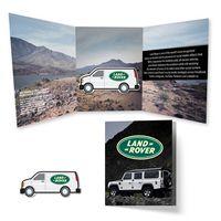 905958051-134 - Tek Booklet 2 with Van Shaped Magnet - thumbnail